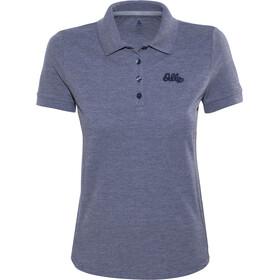Odlo Trim - T-shirt manches courtes Femme - bleu